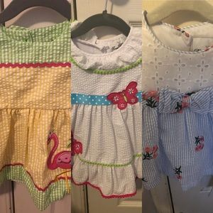 Infant Girls Sundresses